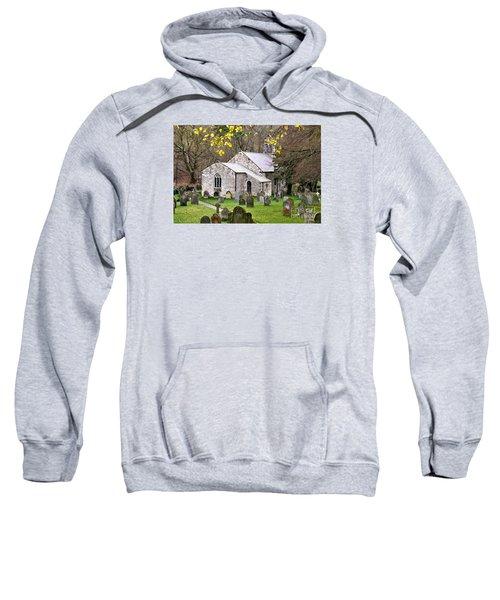 All Saints Church Hawnby Yorkshire Uk Sweatshirt