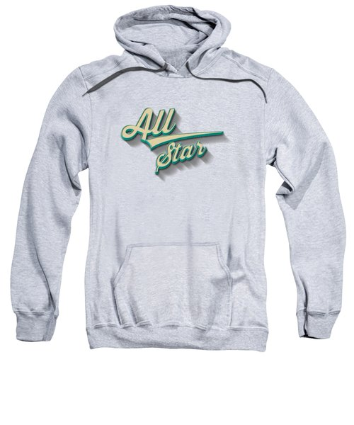 All Star Tee Sweatshirt