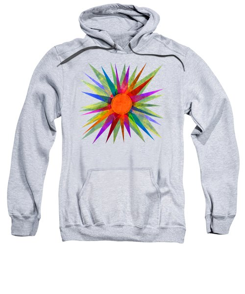 All The Colors In The Sun Sweatshirt