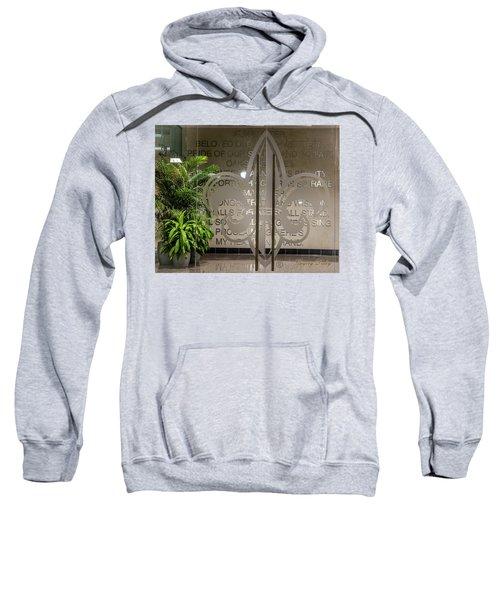 Alma Mater Sweatshirt