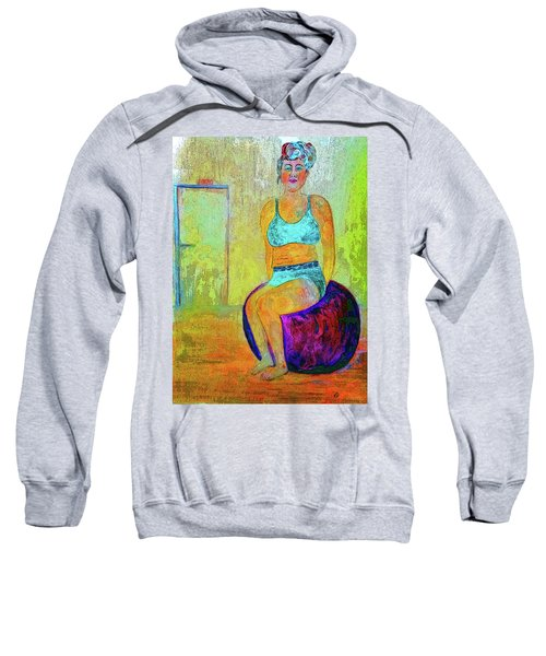 Almost There Sweatshirt