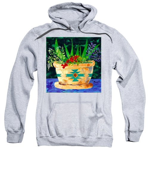 Aloe Vera And Friends  Sweatshirt