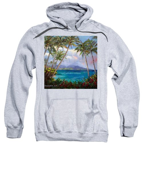 Aloha! Just Dreaming About #hawaii Sweatshirt