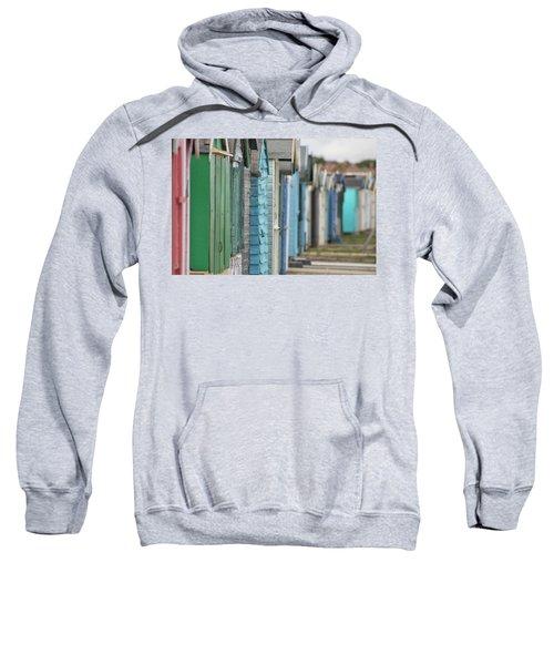 Along The Beach Sweatshirt
