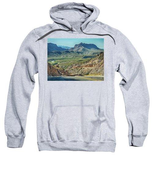 Along The Border Sweatshirt