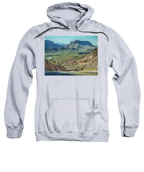 Along The Border Sweatshirt