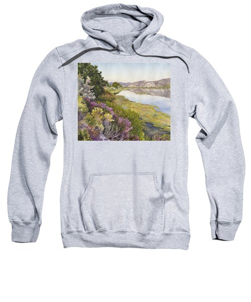 Along The Oregon Trail Sweatshirt