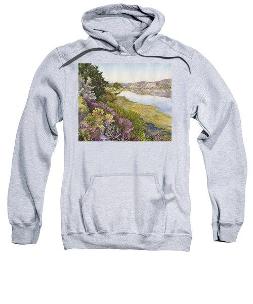 Along The Oregon Trail Sweatshirt