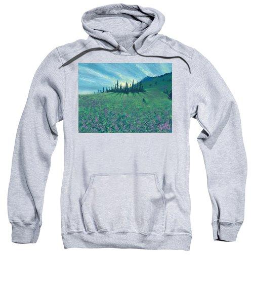 Alpine Hillside Sweatshirt