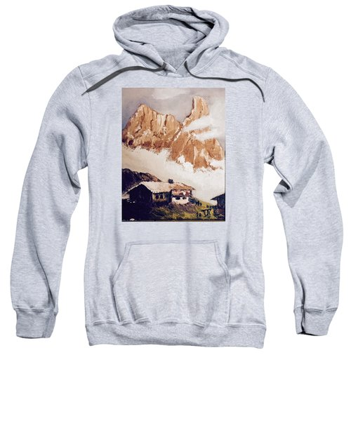 Alpine Home  Sweatshirt