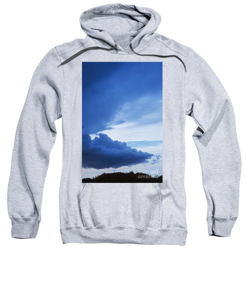 Amazing Blue Sky Vertical Sweatshirt