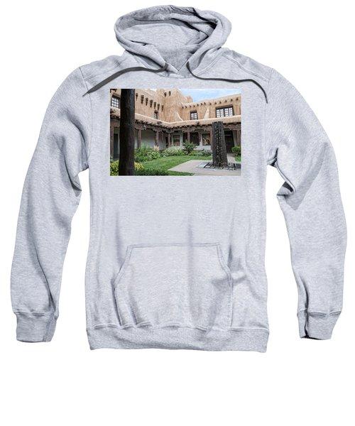 Amazing  Santa Fe Adobe  Sweatshirt