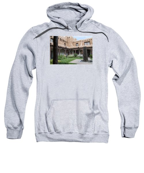 Amazing  Santa Fe Adobe  Sweatshirt