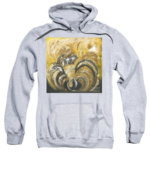 Amber Is The Color Of Your Energy Sweatshirt