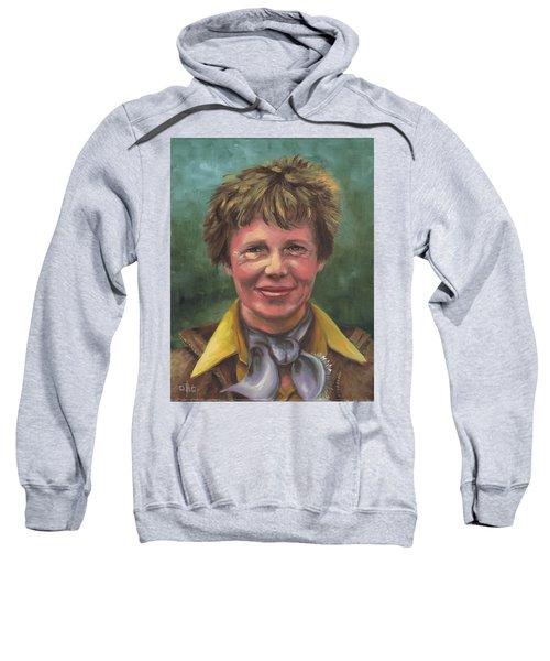 Amelia Earhart Sweatshirt