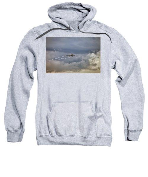 American Aircraft Landing Sweatshirt