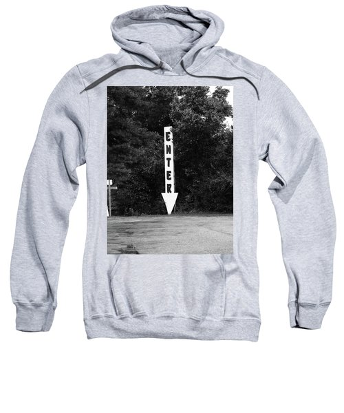 American Interstate - Missouri I-70 Bw Sweatshirt