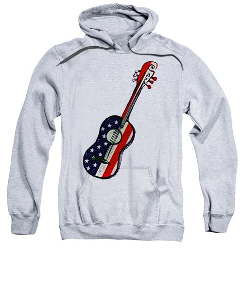 American Rock And Roll Sweatshirt