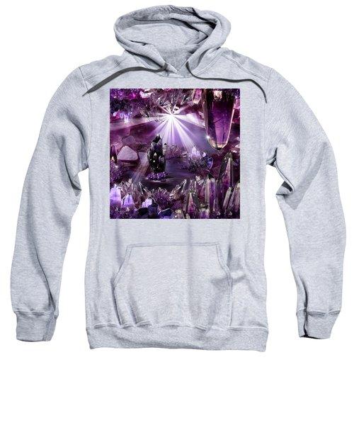 Amethyst Dreams Sweatshirt