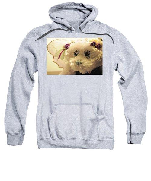 Amethyst Fairy Bear Sweatshirt