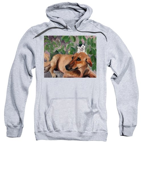 Amira And Junior Sweatshirt