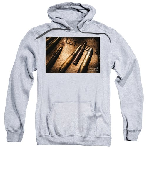 Ammo Supplies Sweatshirt