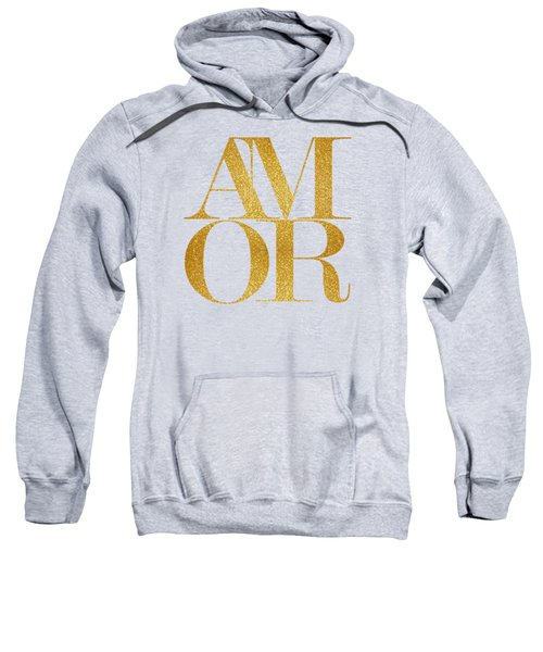 Amor Sweatshirt by Liesl Marelli