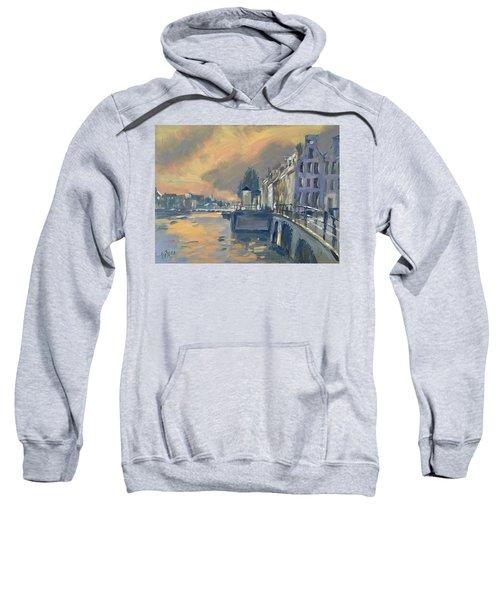 Amsterdm Morning Light Amstel Sweatshirt