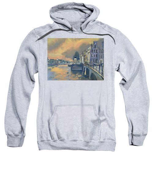 Amsterdm Morning Light Amstel Sweatshirt
