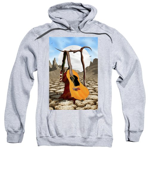 An Acoustic Nightmare Sweatshirt