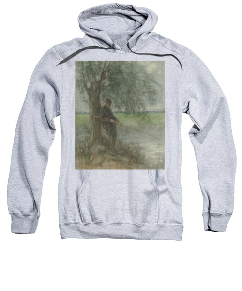 An Angler Sweatshirt