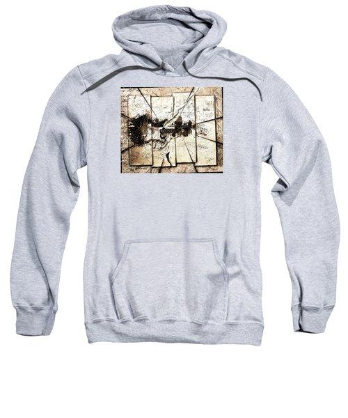 An Axe To Grind Sweatshirt