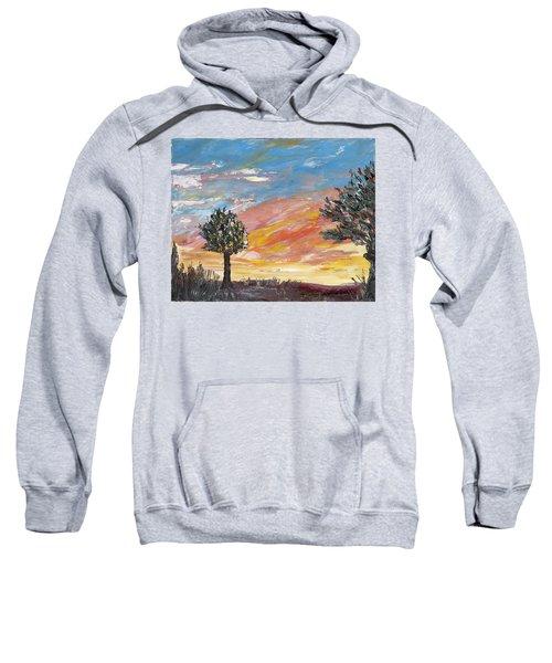 An Ohio Sunset Sweatshirt