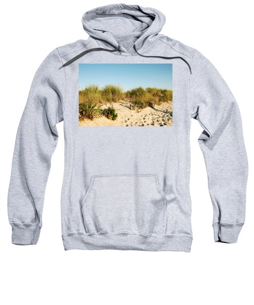 An Opening In The Fence - Jersey Shore Sweatshirt