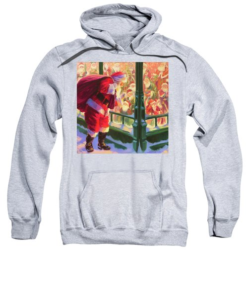 An Unforeseen Encounter Sweatshirt