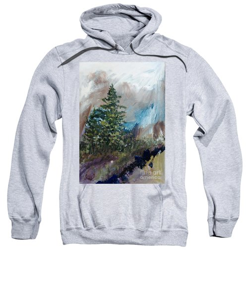 An Yosemite Afternoon Sweatshirt