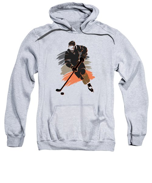 Anaheim Ducks Player Shirt Sweatshirt by Joe Hamilton