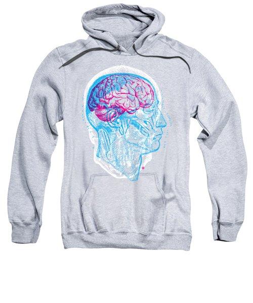 Anatomy Skull Sweatshirt