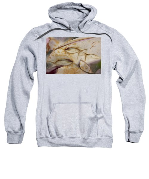 Fish Time In The Universe.... Sweatshirt