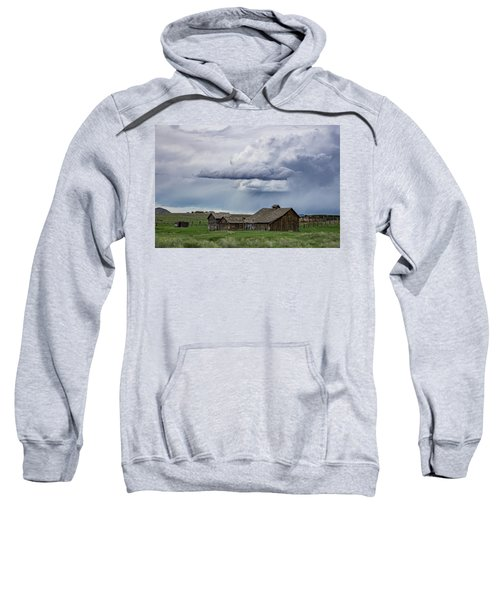 And Then The Rains Came Sweatshirt