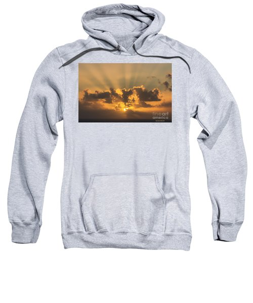 And Then There Was Day Five Sweatshirt