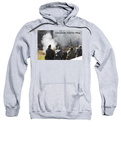 Andersonville Civil War Village Sweatshirt