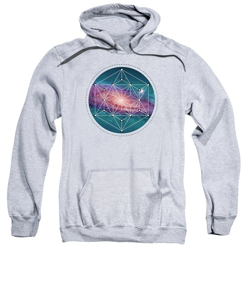 Andromeda Geometry Galaxy, Science, Astronomy, Outer Space Sweatshirt