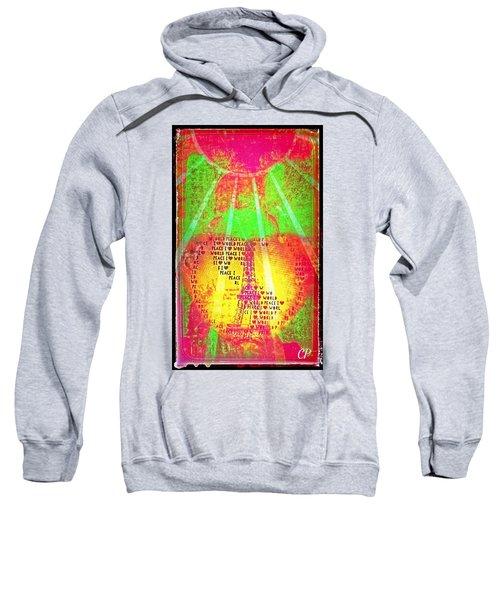 Ange De Paix Mondiale Sweatshirt
