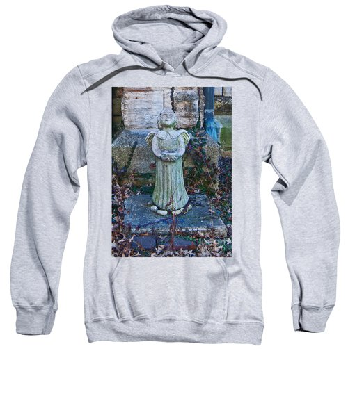 Angel Keokuk Church Sweatshirt