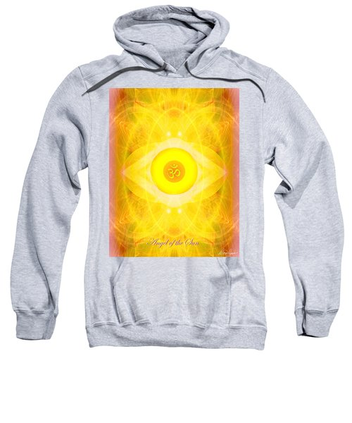 Angel Of The Sun Sweatshirt