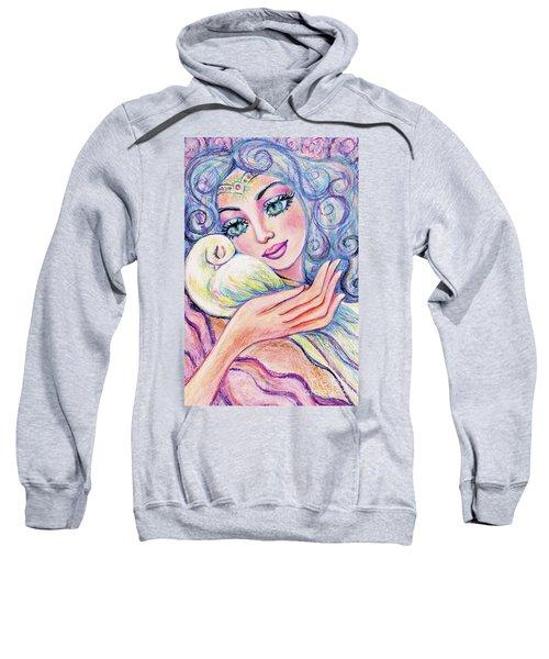 Angel Of Tranquility Sweatshirt