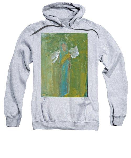 Angel Praise And Worship Sweatshirt