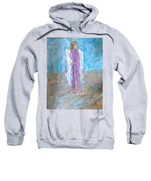 Angel With Confidence Sweatshirt