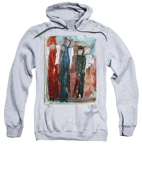 Angels Of The Night Sweatshirt